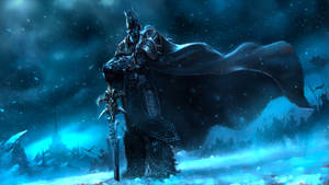 The Lich King - Wallpaper by ddddd210