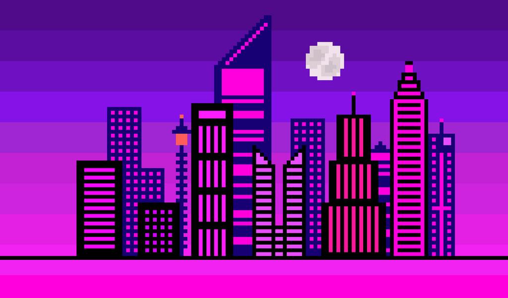 Cityscape by YukiNitta