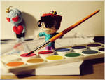 Paint My Love Away...