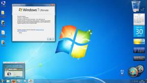 Windows 7 7600.16385 RTM x64 by Jacopo93