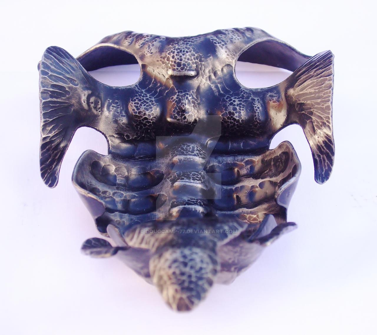 Organic deep sea organism vessel by DougCamp-77
