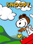 Snoopy Flying Ace 1