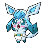 Baby Glaceon