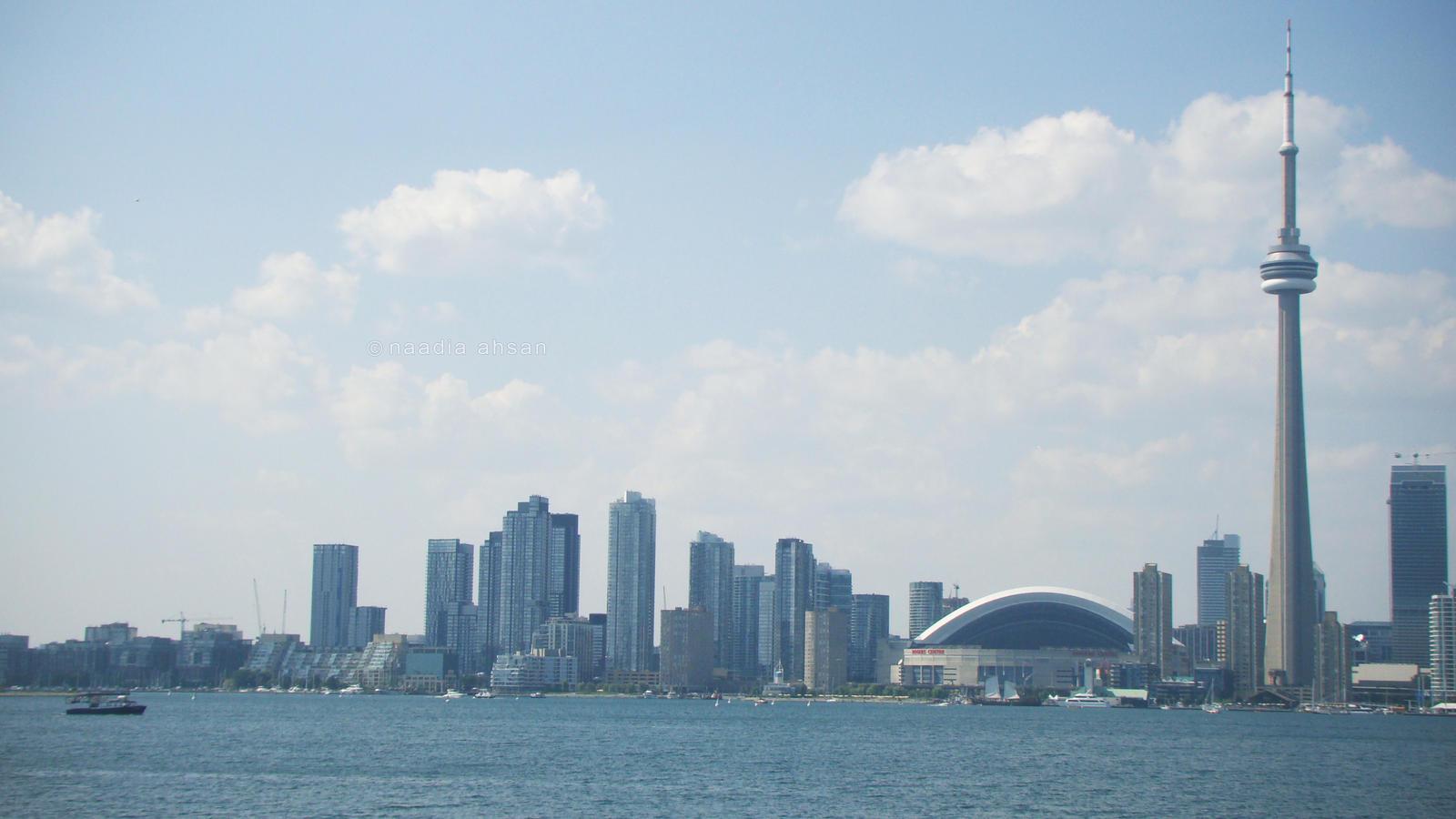 Toronto III by Resensitized