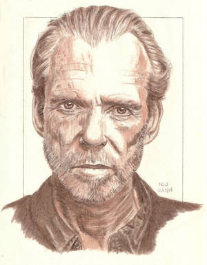Richard Brake by X-Enlee-X