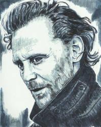 Tom Hiddleston 3 by X-Enlee-X