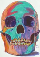 Skull 2 by X-Enlee-X