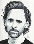 Tom Hiddleston 6 by Enlee-Jones