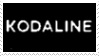 Kodaline Logo Stamp by EnigmaticBibliophile