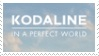 Kodaline- Album Cover Stamp by EnigmaticBibliophile