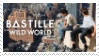 Bastille Wild World Stamp by EnigmaticBibliophile