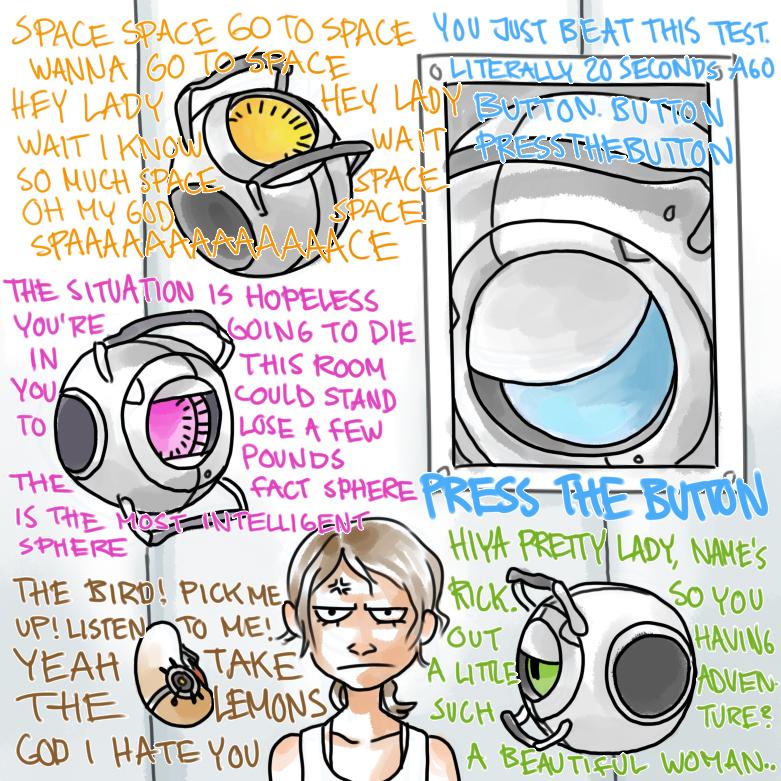 Noisy robots by SnuffyMcSnuff