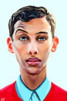 Stromae by SnuffyMcSnuff