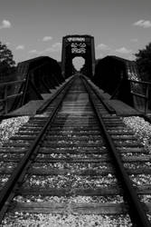 Past the Tracks