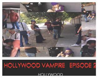 Hollywood Vamp Montage Pics 2 by TOMCAVANAUGH