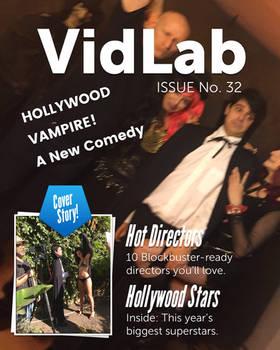 More Hollywood Vampire!