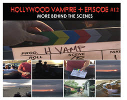 More Behind the Scenes at HOLLYWOOD VAMPIRE!