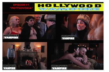 SCREEN SHOTS Episode #1 HOLLYWOOD VAMPIRE