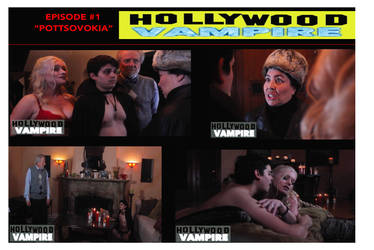 SCREEN SHOTS Episode #1 HOLLYWOOD VAMPIRE