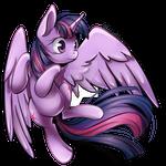 Princess Twilight by Moenkin