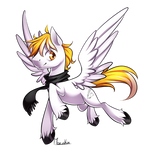 [Commission] White Feather