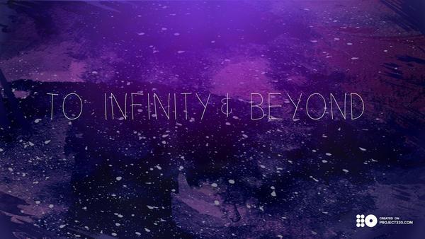 Infinity Tumblr Wallpaper