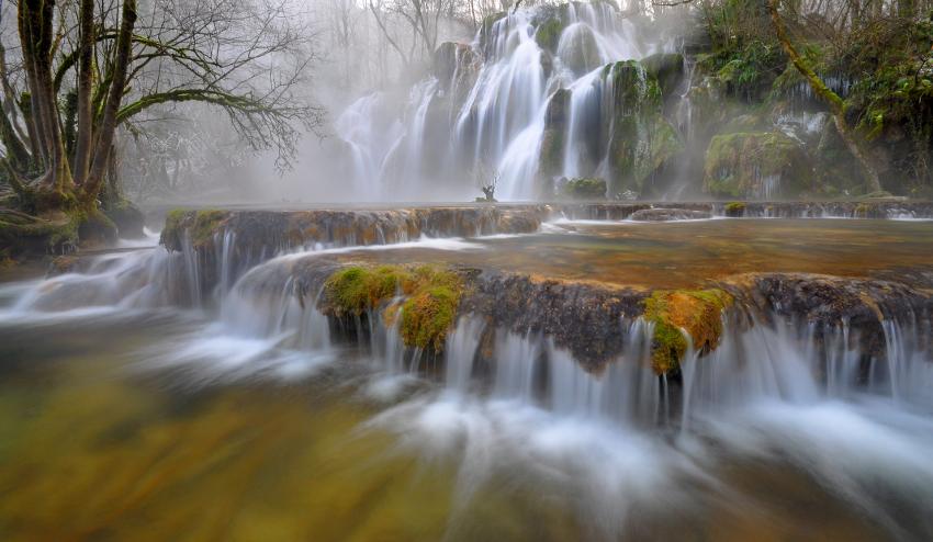 World of mist by emmanueldautriche