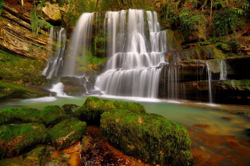 Verneau falls by emmanueldautriche