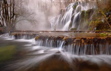 Tufs falls