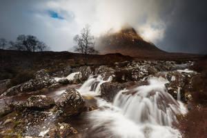 Scotland sunrise by emmanueldautriche