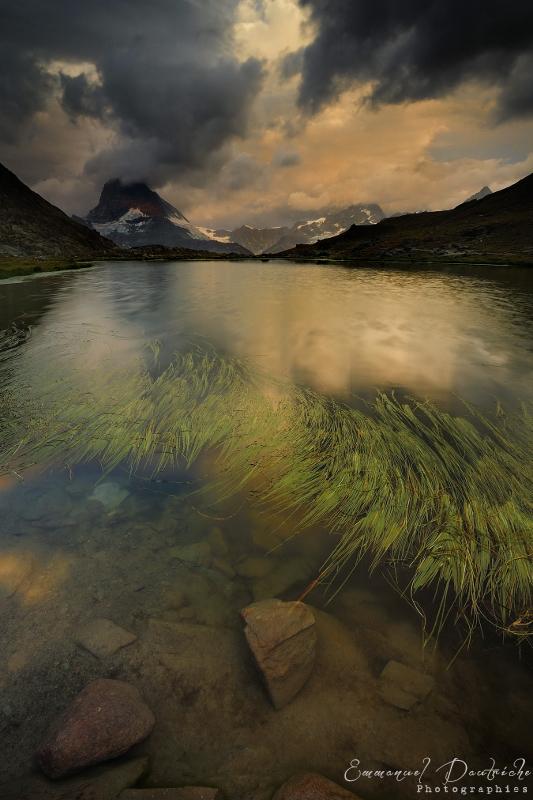Matterhorn sunrise by emmanueldautriche