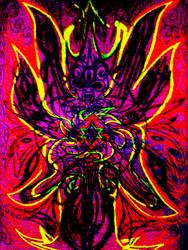 Solar Entity 4 by Bodhijesse