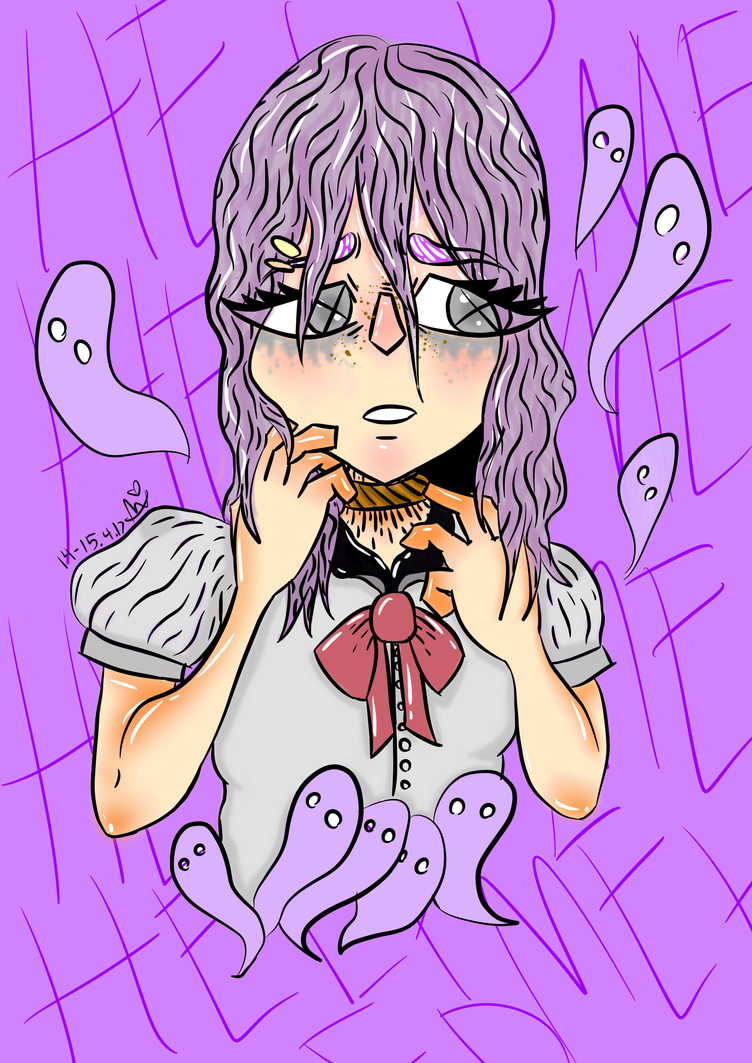 My friend's oc!! by potato31