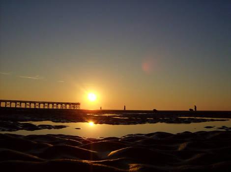 Sunrise at Folly