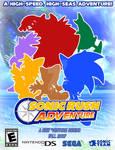 Sonic Rush Adventure Vector Poster
