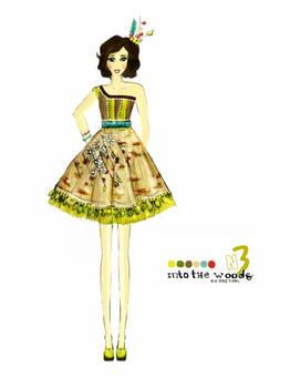 Eve - Woodland Fairy