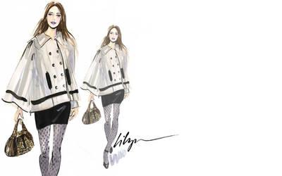 The Grey Lady Wallpaper JL