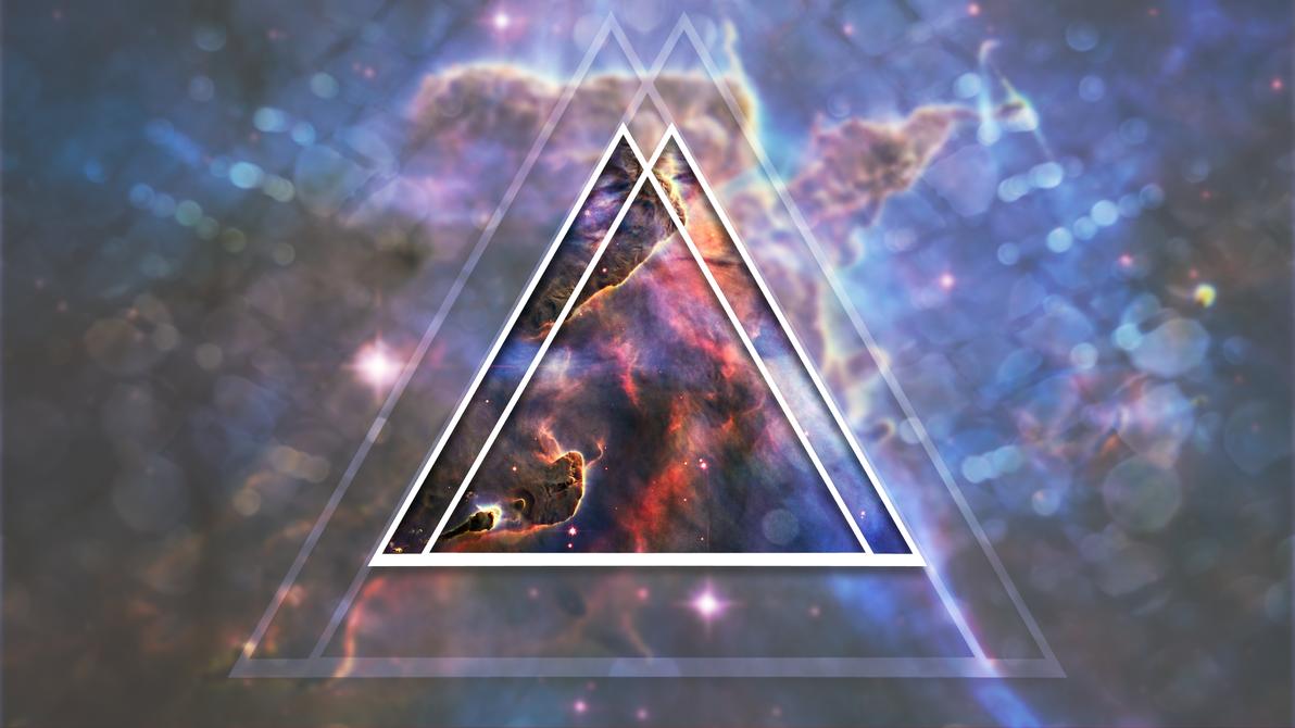 black triangle nebula - photo #7