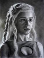 Daenerys by Weadme