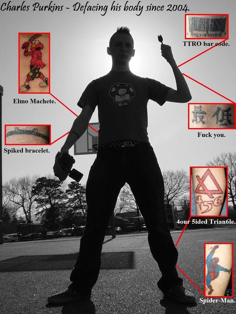 RFDLX's Tattoo Chart