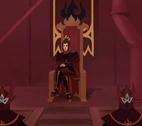 Firelord Azula by GoEnzoGo