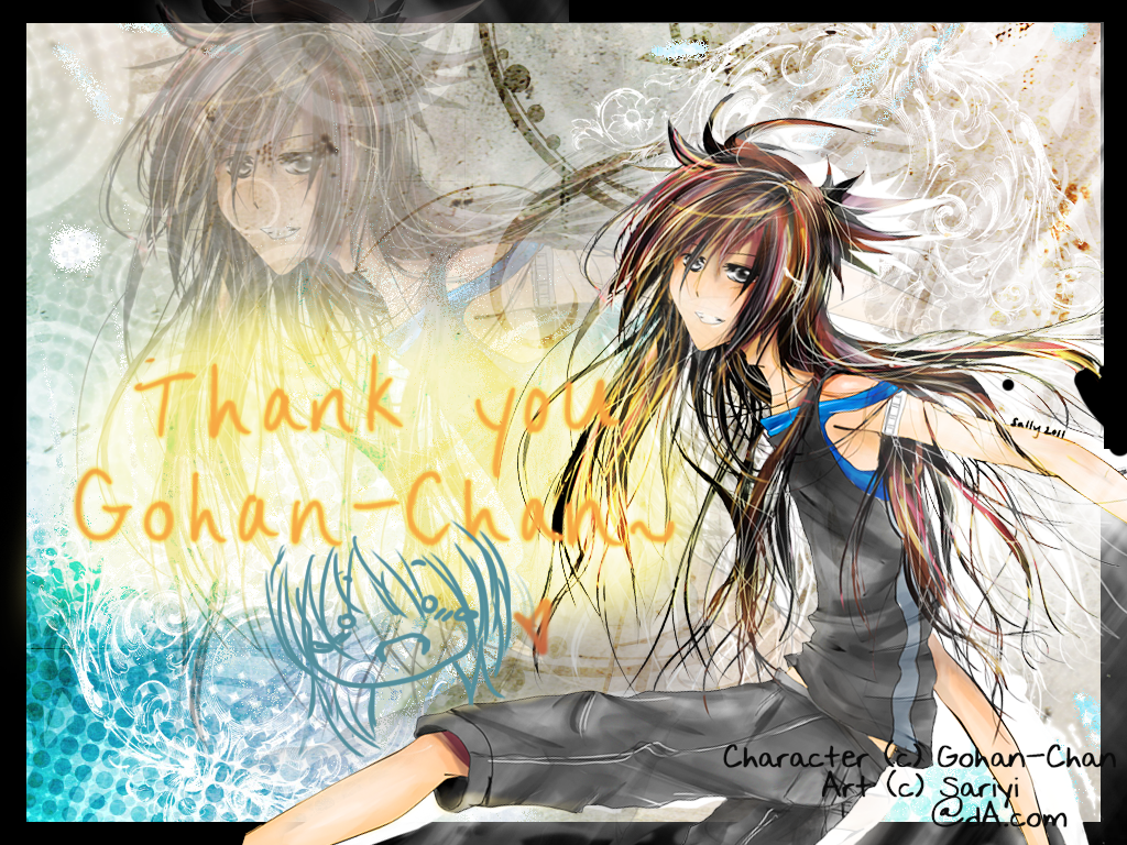 .:Thank you:. by Sariyi