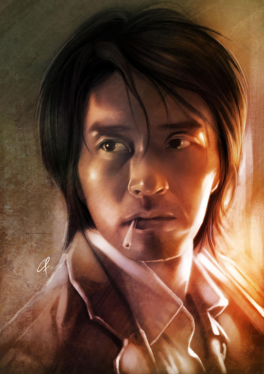<b>Stephen Chow</b> by CFart <b>Stephen Chow</b> by CFart - stephen_chow_by_cfart-d4l9640