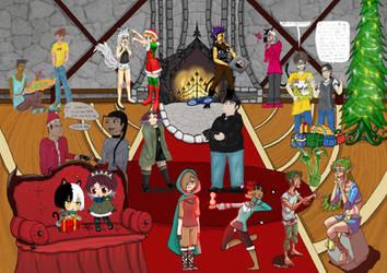 [Event secret Santa] assemblage final ! by Si-Nister