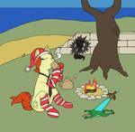 Horse Game - Break Time