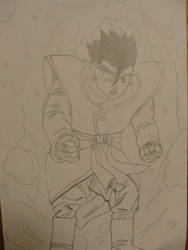 Son-Gohan by Weeth18