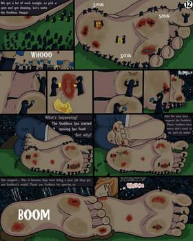 Tori the Unaware Goddess? Page 12