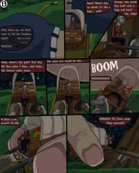 Tori the Unaware Goddess? Page 13