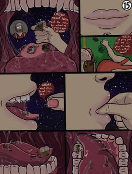 Tori the Unaware Goddess? Page 15