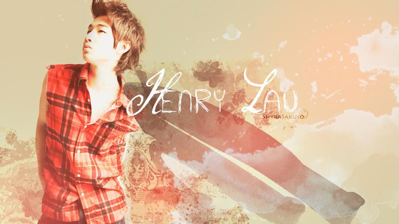 SJ-M: Henry Lau WALLPAPER by ShyraSakuso